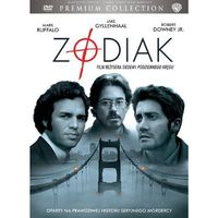 Thrillery, Zodiak Premium Collection (DVD) - David Fincher DARMOWA DOSTAWA KIOSK RUCHU
