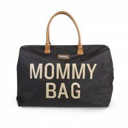 Childhome - Torba Mommy Bag - Czarno-Złota