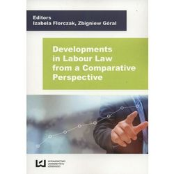 Developments in Labour Law from a Comparative Perspective (opr. miękka)