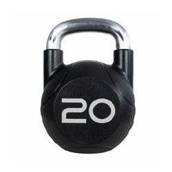TSR Hantla Kettlebell Poliuretanowa, 20 kg - 20 kg