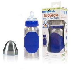 Butelka dla niemowląt Pacific Baby GroGrow EKO 300ml Niebieska