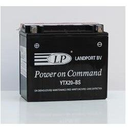 LANDPORT AKUMULATOR YTX20-BS 12V 18Ah 175x86x154 YTX20BS L