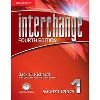Książki do nauki języka, Interchange 4th Edn Lvl 1:: T's. Edn. W Assessment A - Cd / Cd - Rom (opr. miękka)