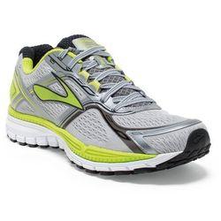 Brooks Ghost 8 - męskie buty do biegania (szaro-zielony)
