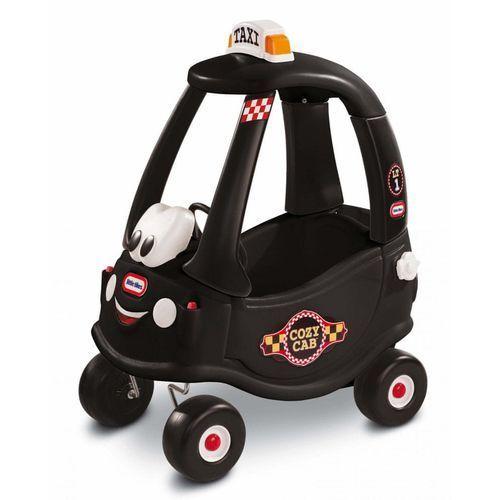 Pozostałe zabawki, Little Tikes Londyńskie taxi Cozy Coupe Cab Czarny 172182