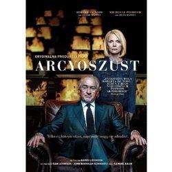 Arcyoszust (DVD) - Barry Levinson. DARMOWA DOSTAWA DO KIOSKU RUCHU OD 24,99ZŁ
