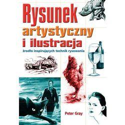 Rysunek artystyczny i ilustracja (opr. miękka)