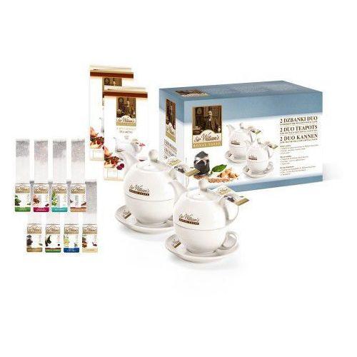 Serwisy do kawy i herbaty, Podwójny zestaw prezentowy Royal Duo