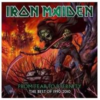Metal, From Fear To Eternity: The Best Of 1990-2010 - Iron Maiden