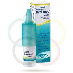 Hyal Drop Multi - krople do oczu i soczewek 10 ml