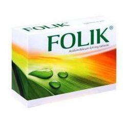FOLIK, 30 TABLETEK