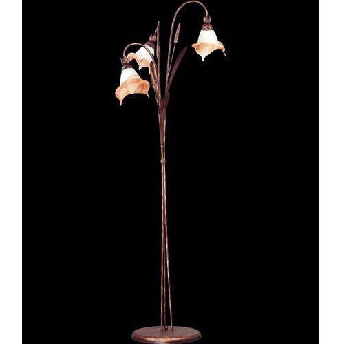 Lampy stojące, Lampa podłogowa Kłos 020/ST B+M* - Lampex - Sprawdź kupon rabatowy w koszyku