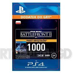 Star Wars: Battlefront II - Pakiet 1000 Kryształów [kod aktywacyjny]