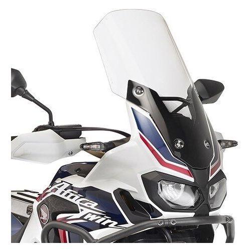 Pozostałe akcesoria do motocykli, KAPPA KD1144ST SZYBA HONDA CRF 1000L AFRICA TWIN (2016) 60 X 35 CM PRZEZROCZYSTA