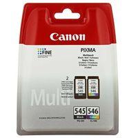 Tusze do drukarek, Canon Tusz PG-545/CL-546 MULTIPACK BLISTERED