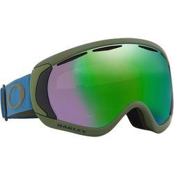 Oakley Canopy Gogle zimowe, blue/prizm snow jade iridium 2019 Gogle narciarskie