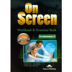 On Screen Pre-Inter.WB+Grammar Book Matura 2015