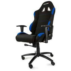 AKRACING Gaming Chair - czarny/niebieski - ponad 2000 punktów odbioru w całej Polsce! Szybka dostawa! Atrakcyjne raty! Dostawa w 2h - Warszawa Poznań