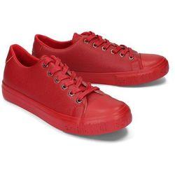 BIG STAR EE274250 czerwony, półtrampki damskie - Czerwony