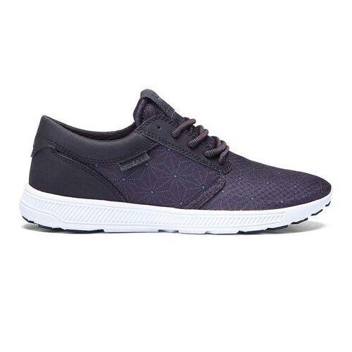 Męskie obuwie sportowe, buty SUPRA - Hammer Run Black/Print-White (BPR)