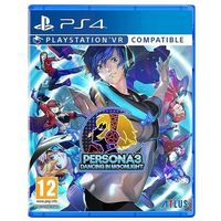 Gry PS4, Persona 3 Dancing in Moonlight (PS4)