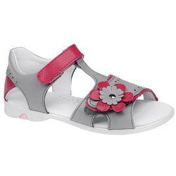 Sandałki dla dziewczynki skóra KORNECKI 3740