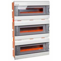 Rozdzielnica modułowa podtynkowa SRp-54 3x18 N+PE Elektro-Plast /Bezpieczne zakupy/ 20 lat na rynku/