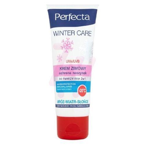 Pozostałe zapachy męskie, Perfecta Winter Care Krem zimowy ochrona naczynek
