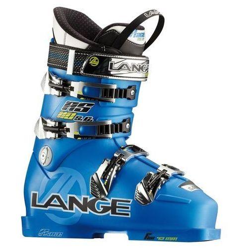 Buty narciarskie dla dzieci, LANGE buty narciarskie RS 110 Blue