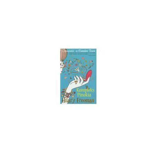 Literatura młodzieżowa, Kompleks Pinokia (opr. broszurowa)