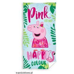 Ręcznik Kąpielowy basenowy 70x140 Świnka Peppa Pig