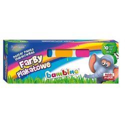 Bambino Farby Plakatowe 10 Kolorów
