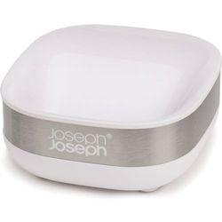 Mydelniczka Slim Joseph Joseph biało-stalowa (70533)