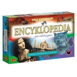 Gra Encyklopedia - Mózg Elektronowy + PREZENT do zakupów za min.30 zł.