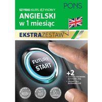Książki do nauki języka, Szybki kurs angielskiego czasy błyskawicznie - Praca zbiorowa (opr. broszurowa)