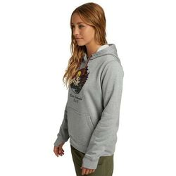 bluza BURTON - W Oak Po Gray Heather (020) rozmiar: L