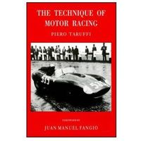 Biblioteka motoryzacji, The Technique of Motor Racing Now back in stock