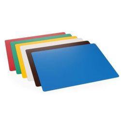Podkładki do krojenia HACCP w różnych kolorach | 6szt. | 380x305x(H)1,4mm