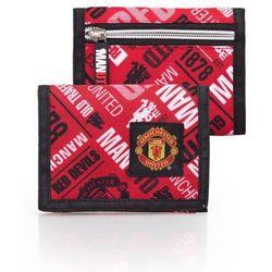 Manchester United portfel młodzieżowy 12 cm