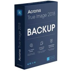 Acronis True Image 2018 PL for PC and Mac 1-Computer