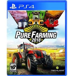 Techland gra Pure Farming na konsolę Play Station 4 - BEZPŁATNY ODBIÓR: WROCŁAW!