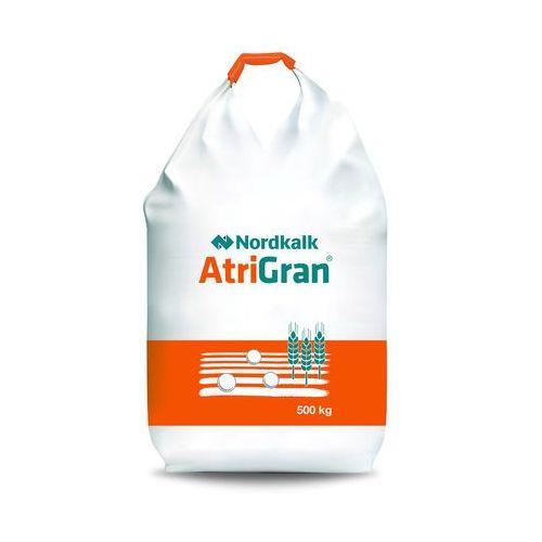 Odżywki i nawozy, Wapno Nordkalk AtriGran 500kg CaO 50% reaktywność 99% cena z tonę