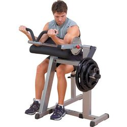 Stanowisko do ćwiczeń bicepsów i tricepsów BODY-SOLID GCBT380