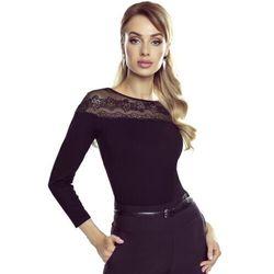 Latika bluzka damska Eldar Romantica Top Czarna Nowości (-8%)