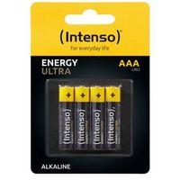 Baterie, Bateria INTENSO Energy Ultra LR03 (4 sztuki)