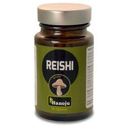 Grzyb Reishi ekstrakt 400 mg (90 tabl.) Hanoju