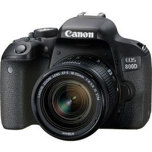 Lustrzanki, Canon EOS 800D