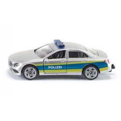 Samochód Policja Mercedes Benz E klasa. Darmowy odbiór w niemal 100 księgarniach!