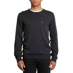 sweter VOLCOM - Uperstand Sweater Black (BLK)