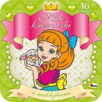 Książki dla dzieci, Małe księżniczki 4 - Mariola Budek (opr. miękka)